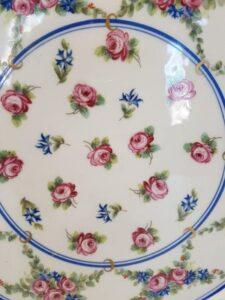 porcellana art nouveau
