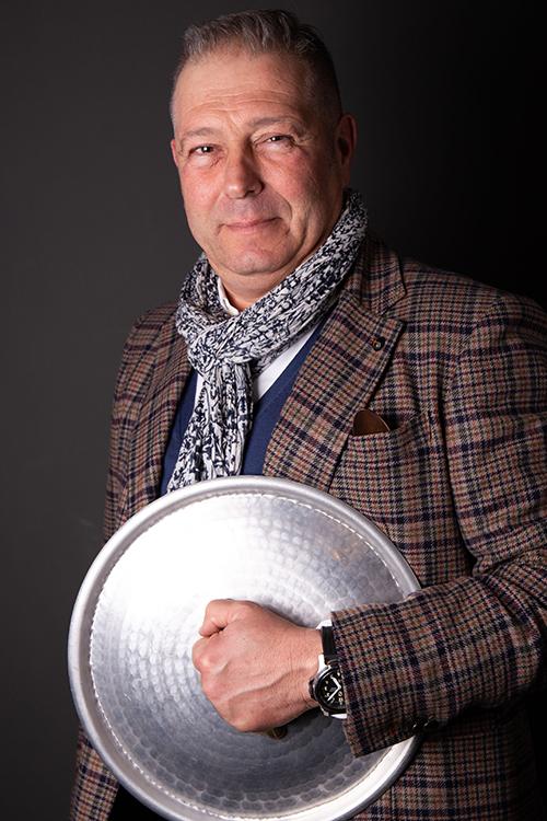 ritratto di Stefano Boschini adetto alle vendite Vegal