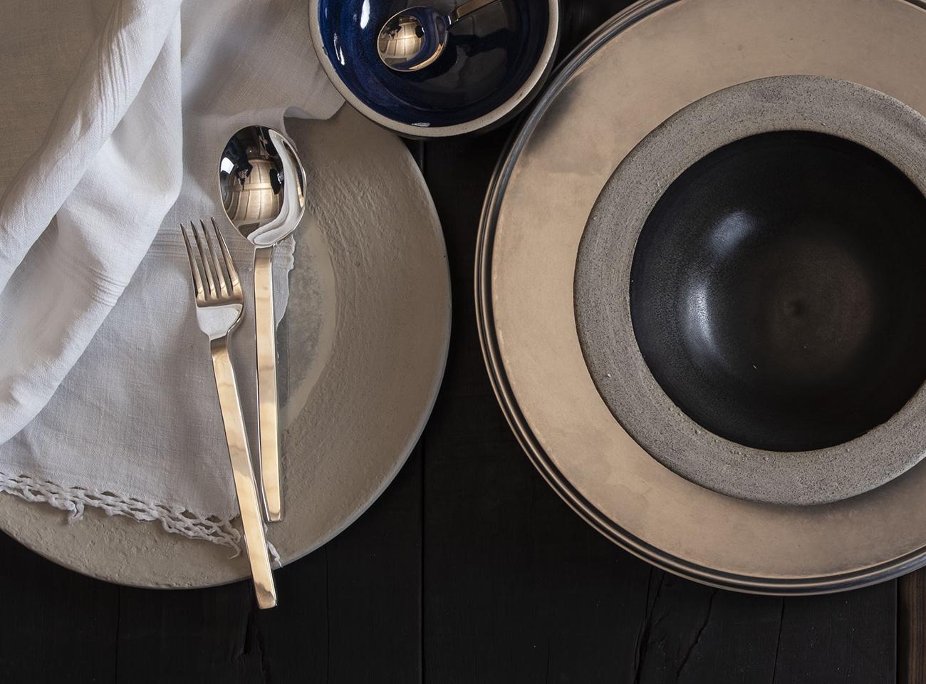 foto di una forchetta